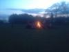 Campfires burning, draw nearer