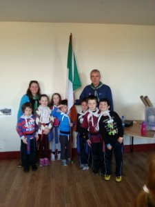 19th Galway Athenry Beavers 2014