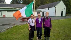 Scout Flag Pole