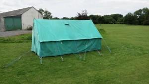 Tent after Restoration