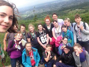 Fairy Mount Selfie